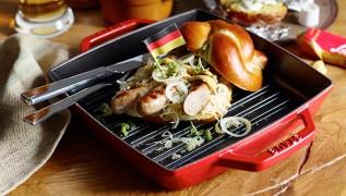 STAUB Rezept Burger Deutschland