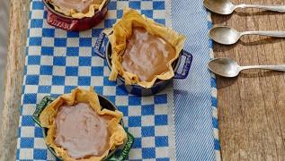 Rezept STAUB Mousse au chocolat