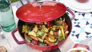 Rezept STAUB buntes Gemüse