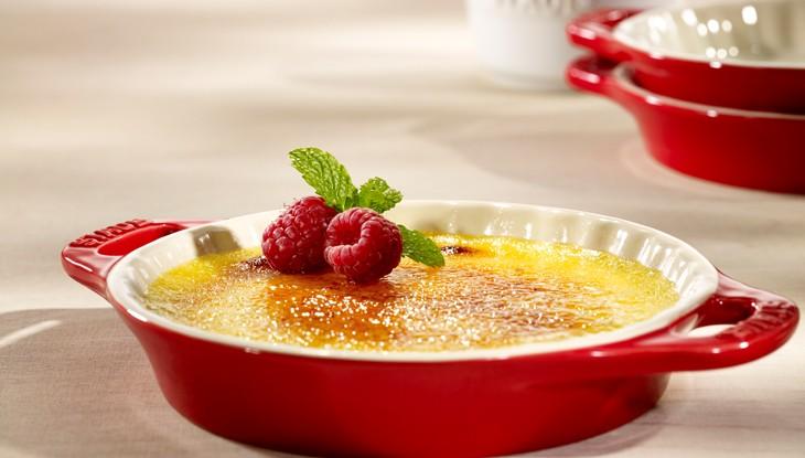 STAUB Rezept Crème Brûlée