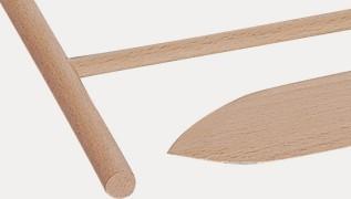 Küchenhelfer - Wender und Verteiler