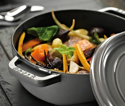 STAUB Delicious food