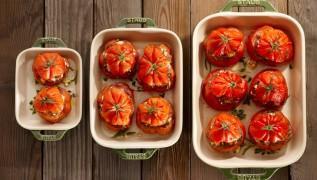 Auflaufformen rechteckig - Serie Kochen