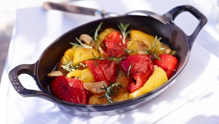 STAUB recipe Braised Paprika