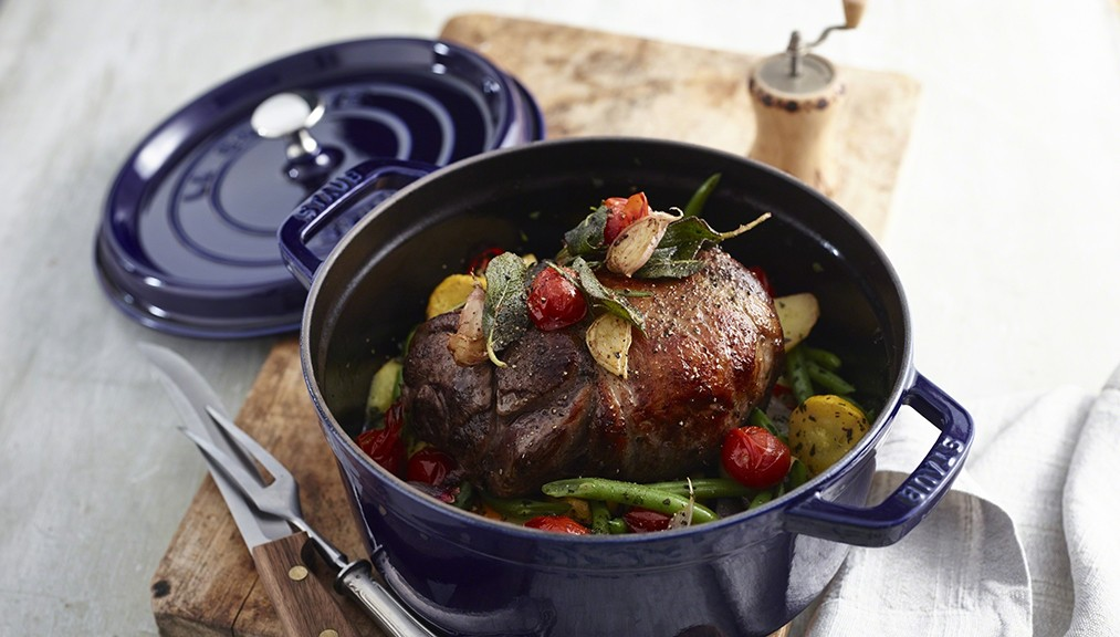Delicious recipes for cast iron products