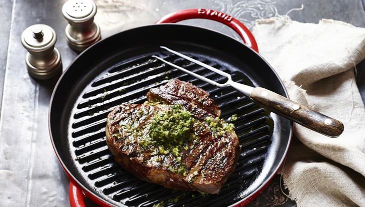 STAUB Productos de hierro colado - Grills y parrillas