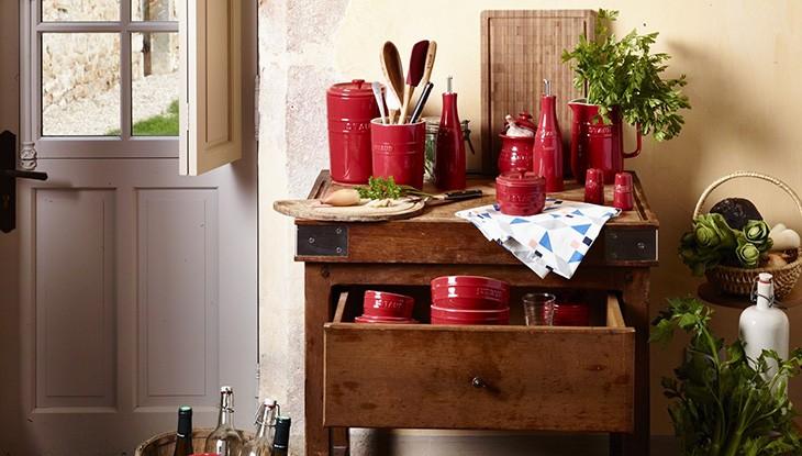 STAUB - cerámica - servicio en mesa