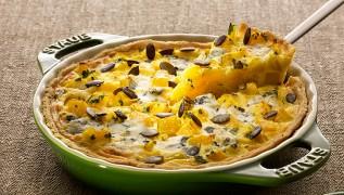 STAUB recipe winter tart