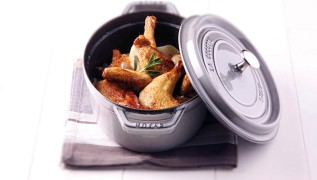 STAUB recipe fried chicken