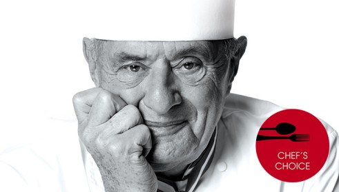chef Paul Bocuse y STAUB