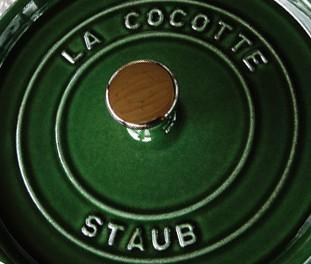 STAUB Couleur basilic