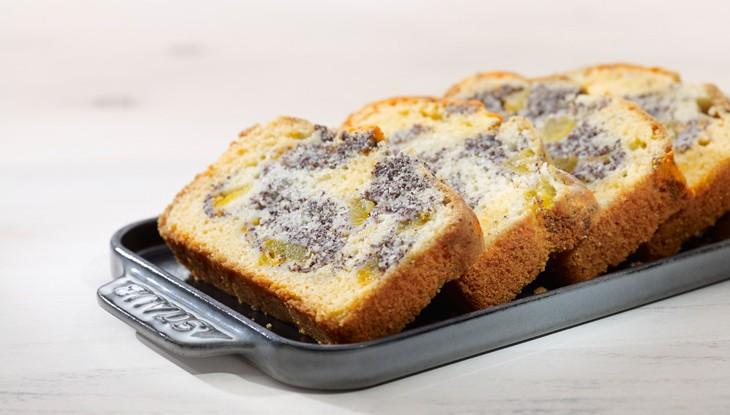 STAUB Recette - Cake marbré