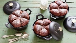 Staub Recette - Brioche au chocolat