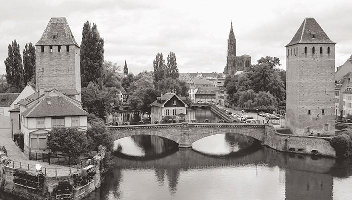 Alsace - STAUB Entreprise fondée en Alsace, région réputée pour sa gastronomie