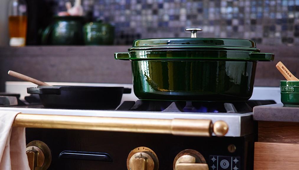 STAUB - Le secret d'une cuisine naturelle et délicieuse
