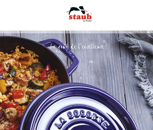 STAUB Cast Iron Catalog