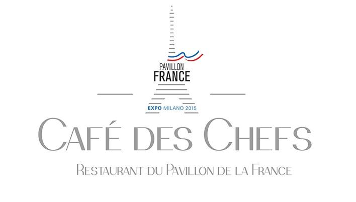 """""""Café des Chefs""""  Das Restaurant des französischen Pavillons auf der EXPO 2015 in Mailand"""