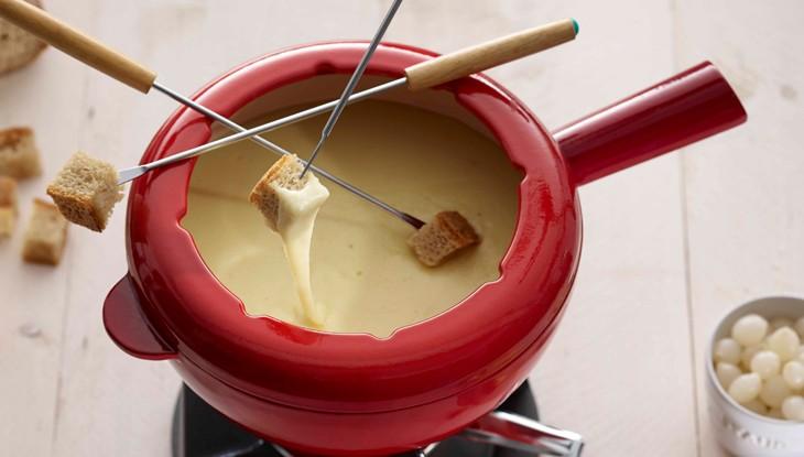 Fondue pot - series Fondue Sets