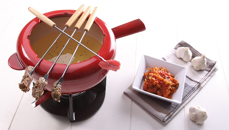 Fondue pot - Fondue Sets Series