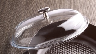 STAUB - Accessories - glass lid arched
