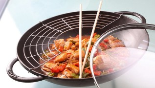 STAUB recipe Steamed Fish