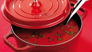 STAUB recipe Gazpacho