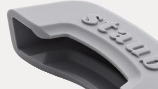 Square silicone handles