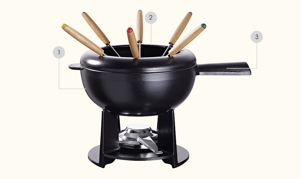 Fondue Sets - The joy of sharing for tasteful and convivial moments