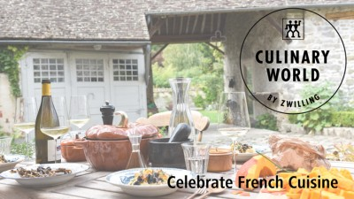 French cuisine culinary world