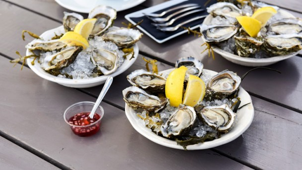 Oesters - Culinary World France
