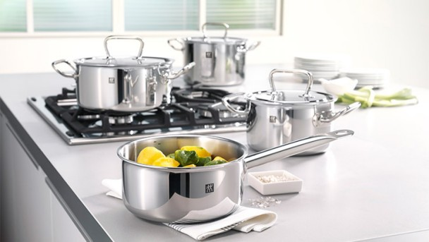 ZWILLING Contur Clad cookware