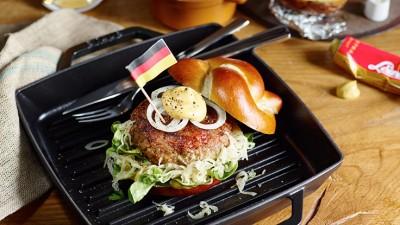 Deutschland-Burger