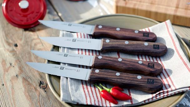 TWIN Steak-Sets