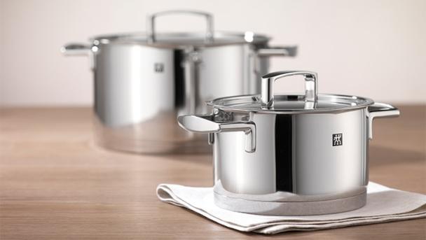 Uso y cuidado del menaje de cocina ZWILLING