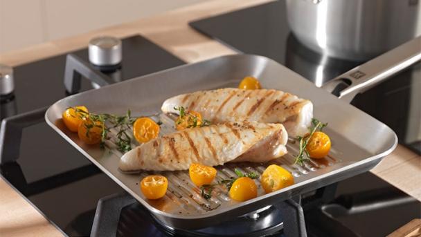 Sartén grill rectangular Zwilling Plus