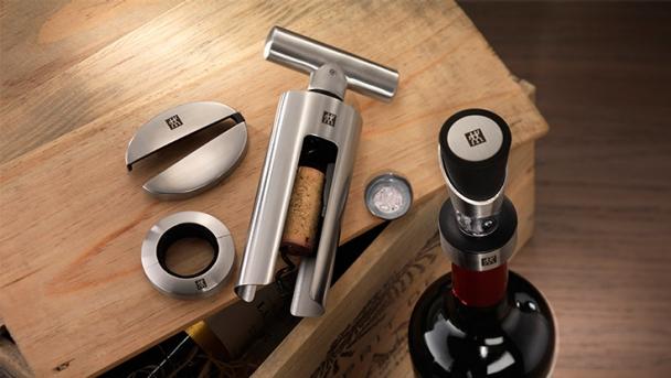 Utensilios de cocina ZWILLING Sommelier accesorios para el vino