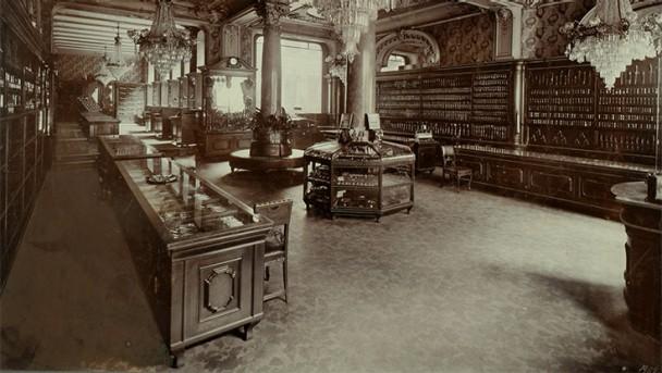ZWILLING magasin à Berlin en 1818