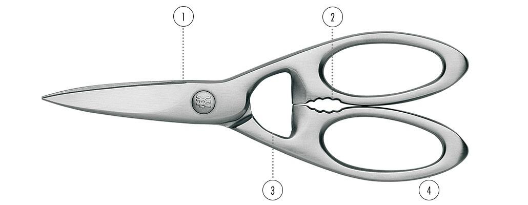 Ciseaux - ZWILLING TWIN Select détails