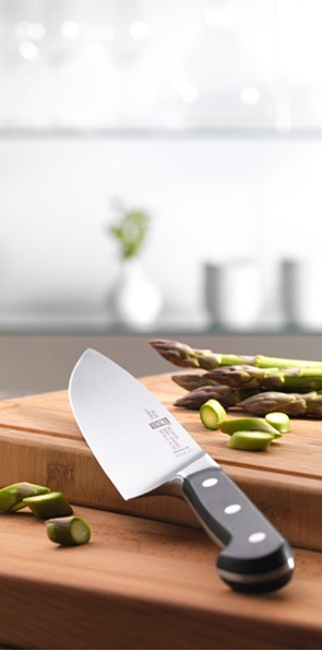 ZWILLING knives and scissors - innovative sharpness