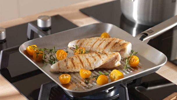 Zwilling Plus grilling pan rectangular
