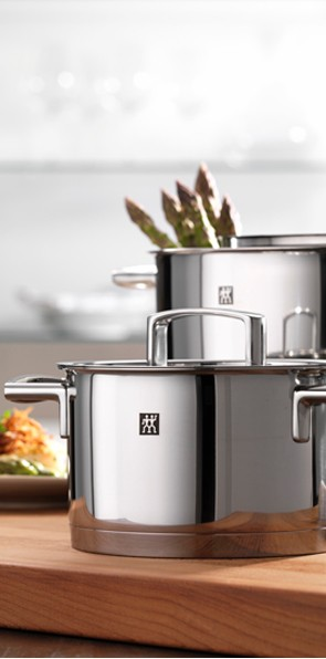 ZWILLING cookware - perfect technology