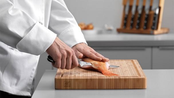 ZWILLING filleting knife