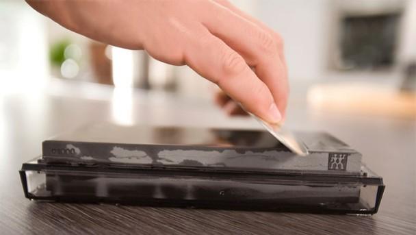 ZWILLING Messer schärfen - aber richtig