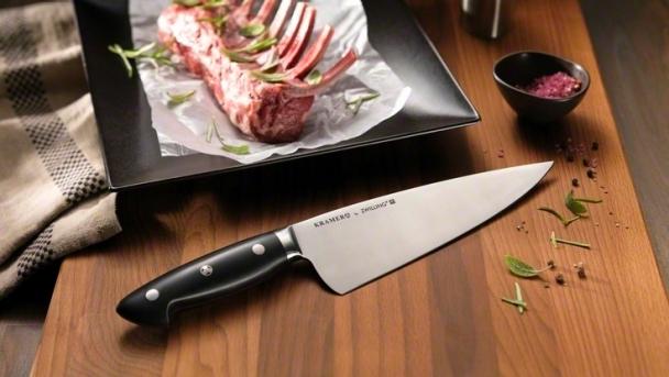 Bob Kramer Euro Essential knives